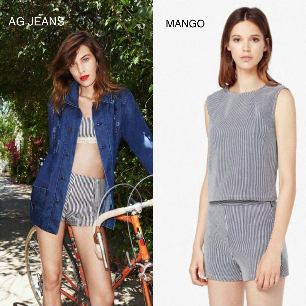 6b2b732f3e ¿Que os parece la colección de Alexa Chung para AG Jeans  Es la más copiada de  la temporada