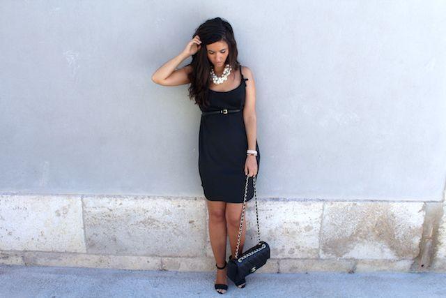 vestido estilo audrey hepburn