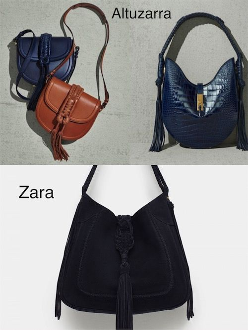 bolso de Altuzarra
