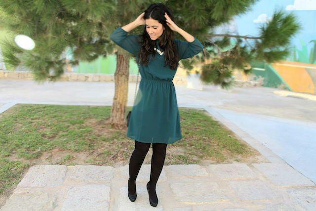 vestidos estilo Naïf