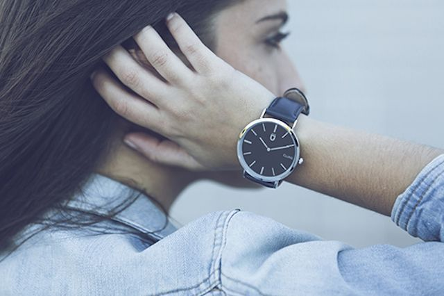 Cluns es una marca de relojes alicantina