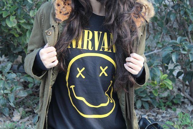camisetas de grupos musicales