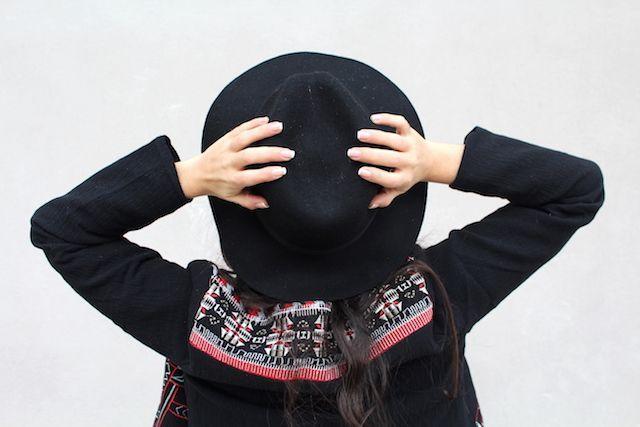 chaqueta de estilo étnico
