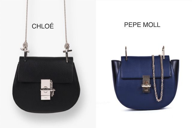 bolso de Chloe