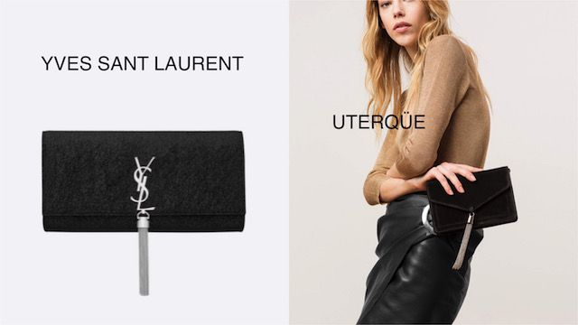bolso Yves Saint Laurent