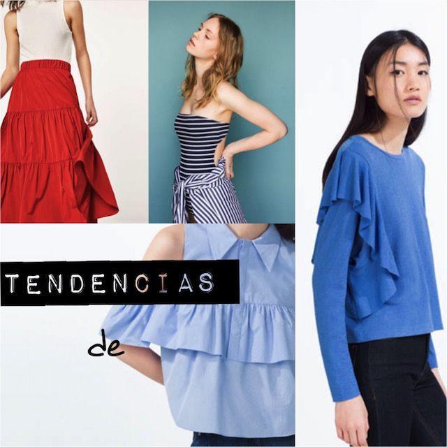 Las tendencias de Primavera/Verano 2016