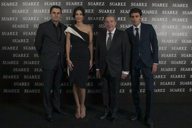 c7b5b4a3b2bd Suárez inaugura boutique con su nuevo concepto en Alicante