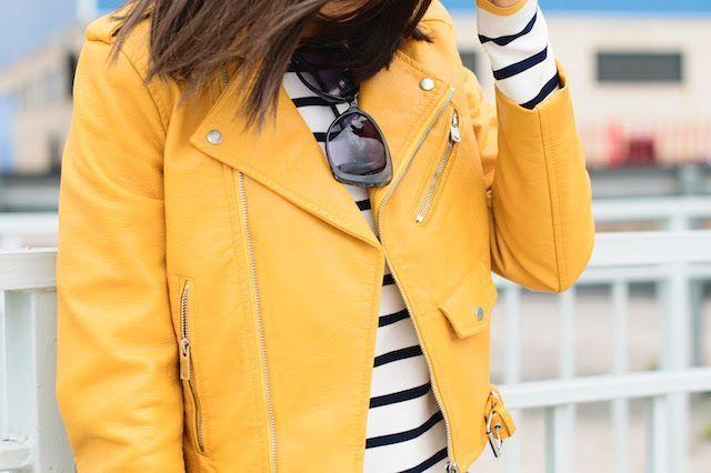 """Siento un """"amor-odio"""" hacia la chaqueta amarilla…"""