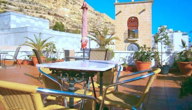 apartamentos turisticos en Alicante