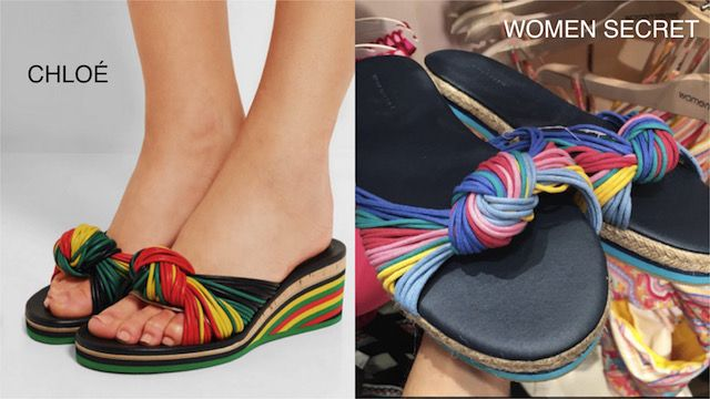sandalias de Women Secret