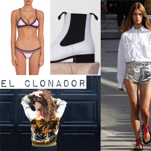 EL CLONADOR : más clones del bikini de Kinii