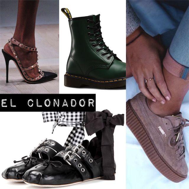 EL CLONADOR - zapatos de Valentino