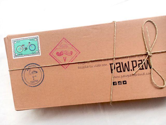 chanclas de Paw.Paw