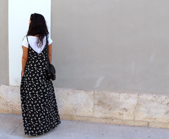 vestido con camiseta 16