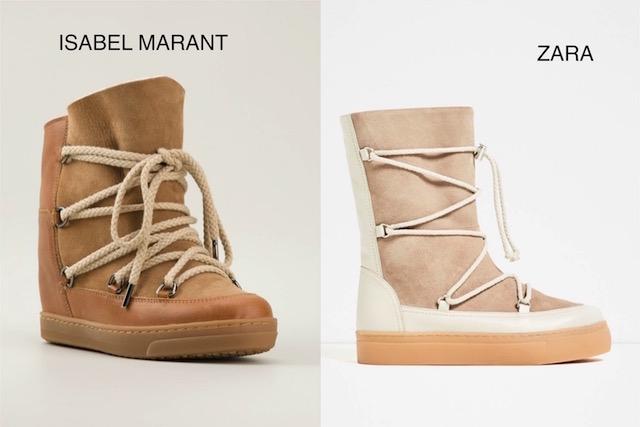 botas après ski de Isabel Marant