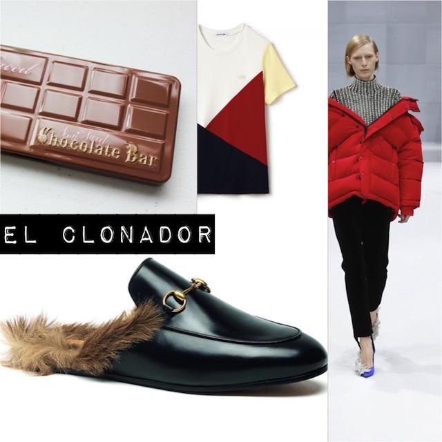 el-clonador- Chocolate Bar