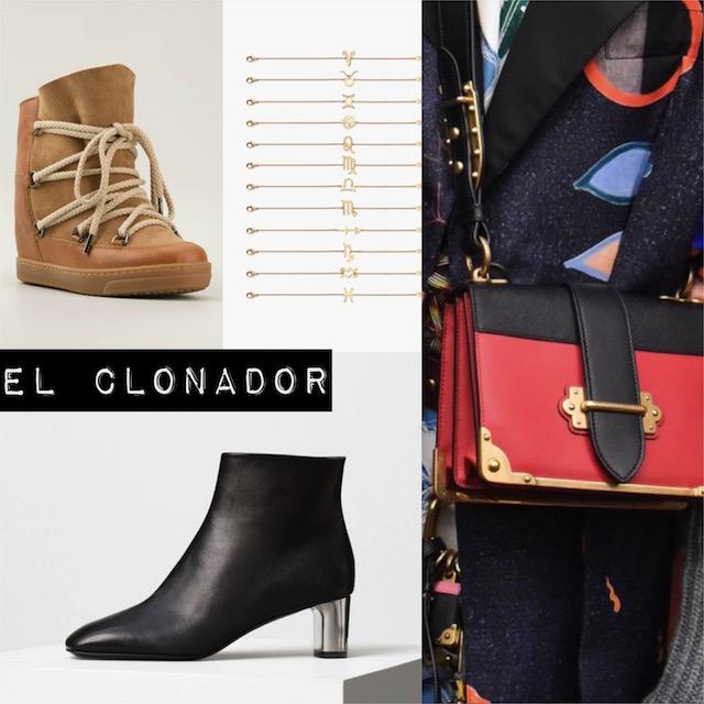 el-clonador- botas aprèsski de Isabel Marant