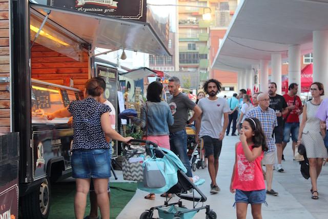 Food Truck en Alicante