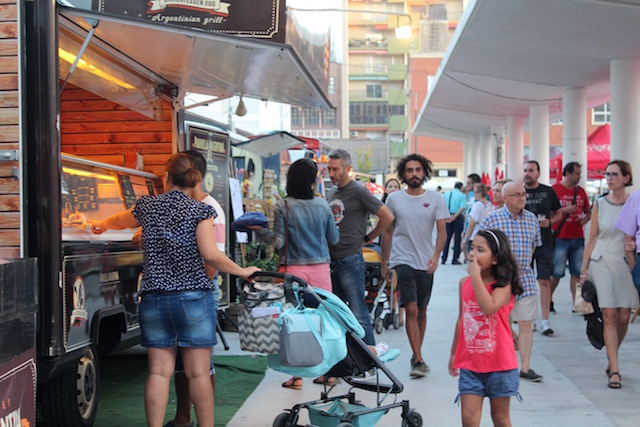 Alacant Street Food Market