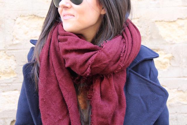 maxi bufanda