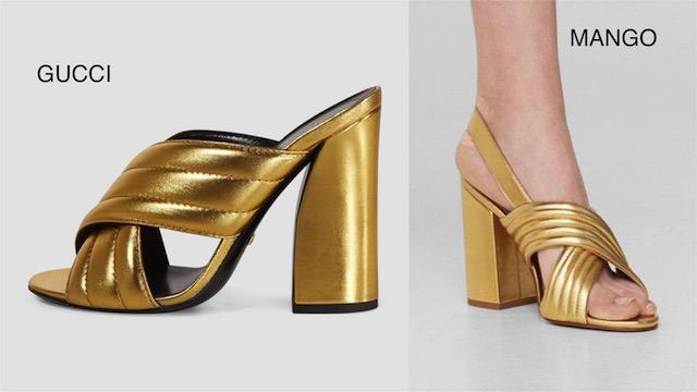 código promocional gran variedad de nuevo concepto Las sneaker con cristales de Dior las podéis encontrar en Mango.