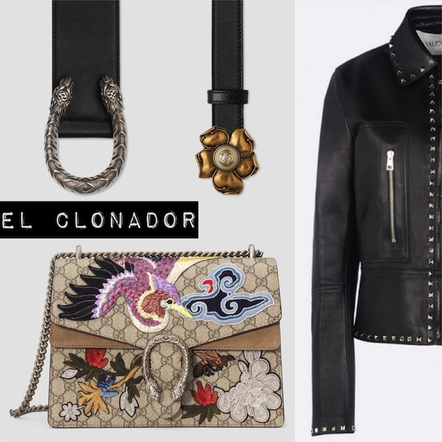 EL CLONADOR : Gucci por todos lados…