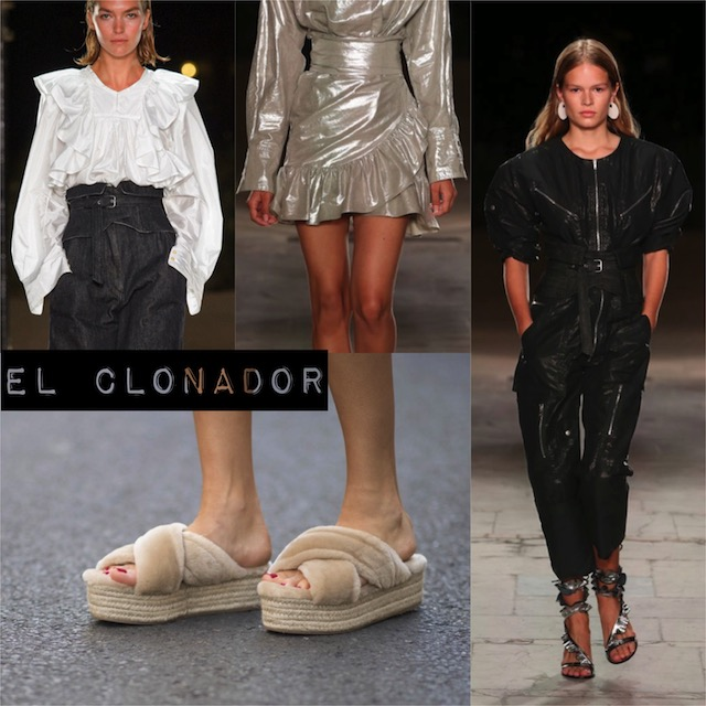 EL CLONADOR : Inditex clona Isabel Marant una vez más!