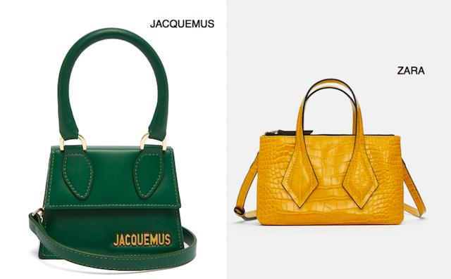 En De Jacquemus Inspira Bolso La Mini Zara Se El Firma m0yN8nwvO