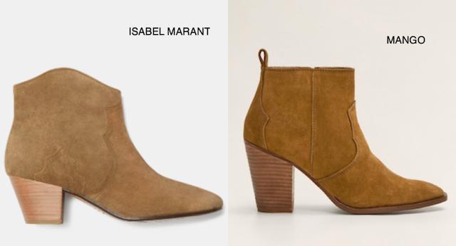 botines de Isabel Marant