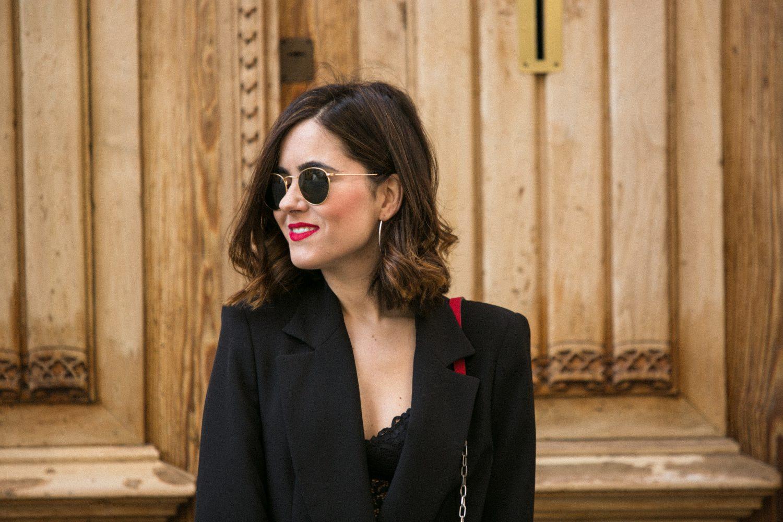 blazer de Zara