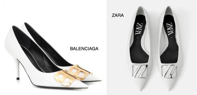 zapatos de Balenciaga