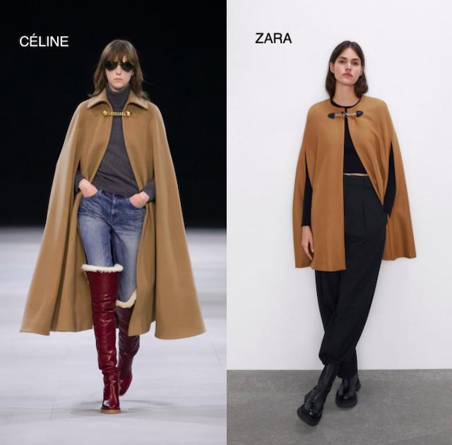clones _ sueter lazada Dior-Mango _ capa de Céline-Zara