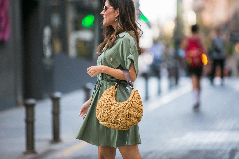 vestido de Zara Nueva Colección Summer Verano 2020