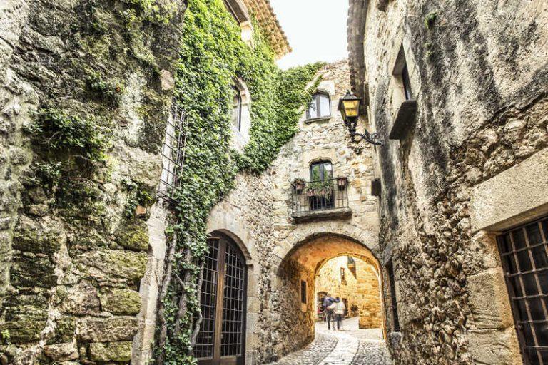 vacaciones por Girona