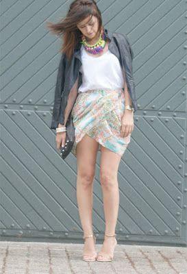 falda Balenciaga