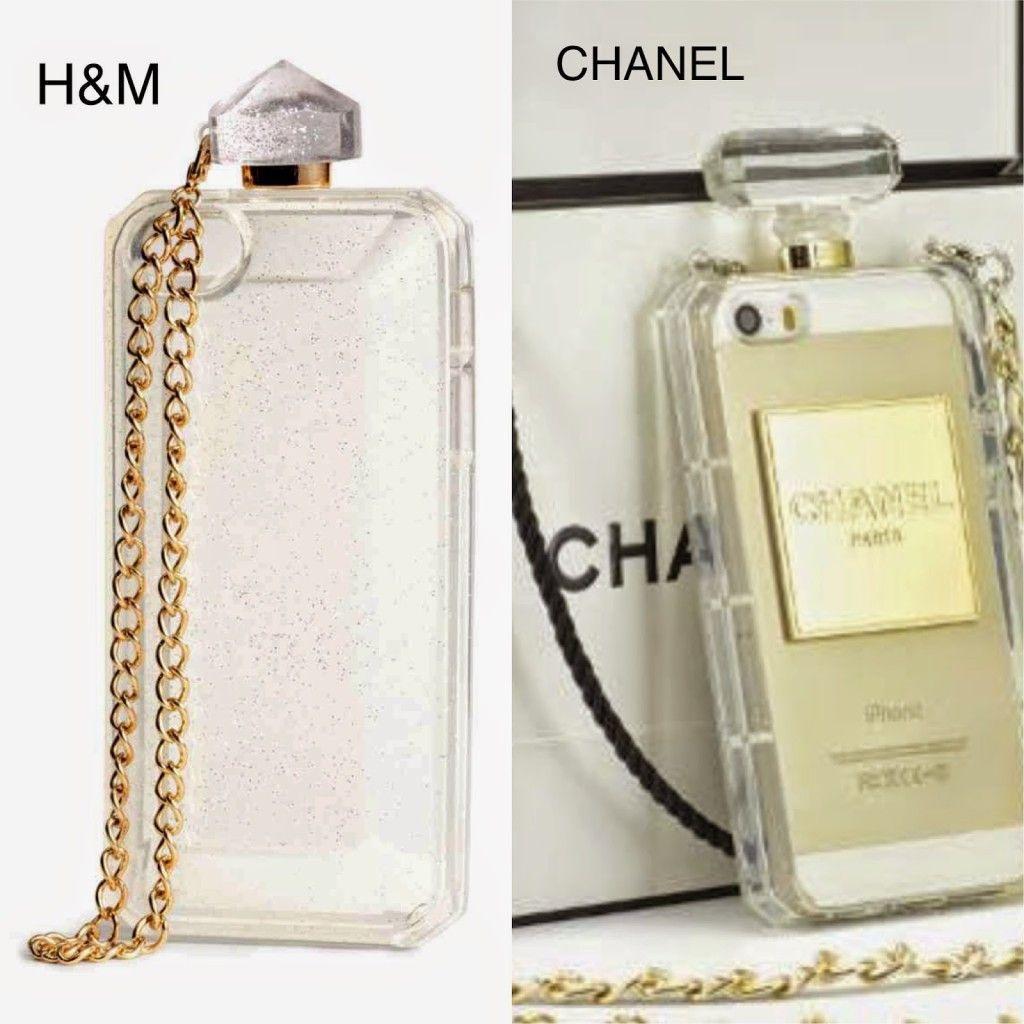 cárcasa iphone de Chanel