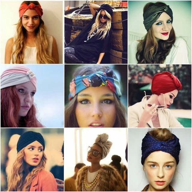 como usar un turbante